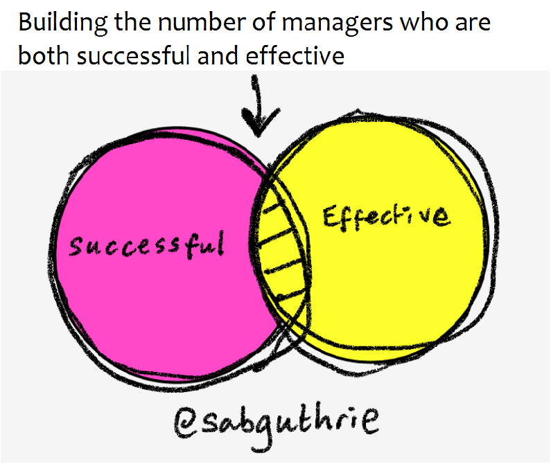 successful vs effective real managers sabguthrie