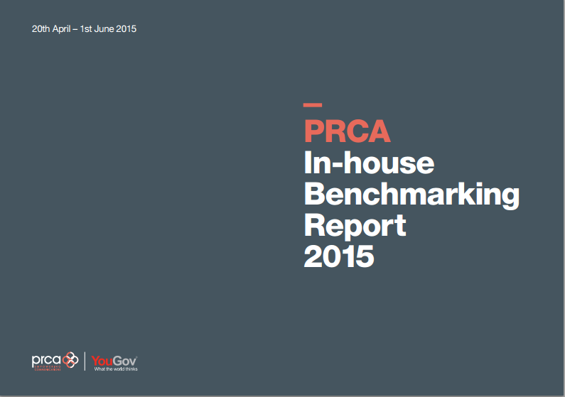 PRCA inhouse report summary by Scott Guthrie sabguthrie