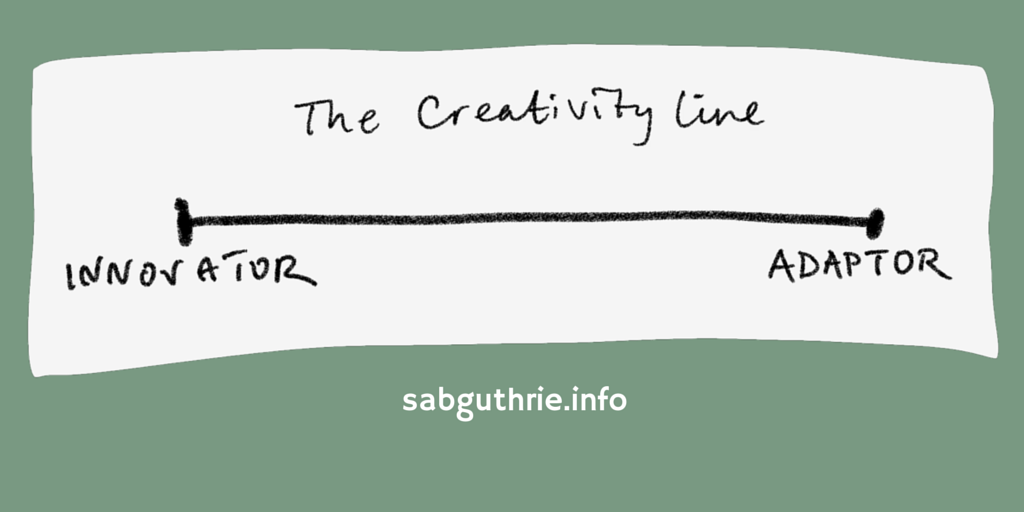 creativity-line-innovator-adaptor https://sabguthrie.info