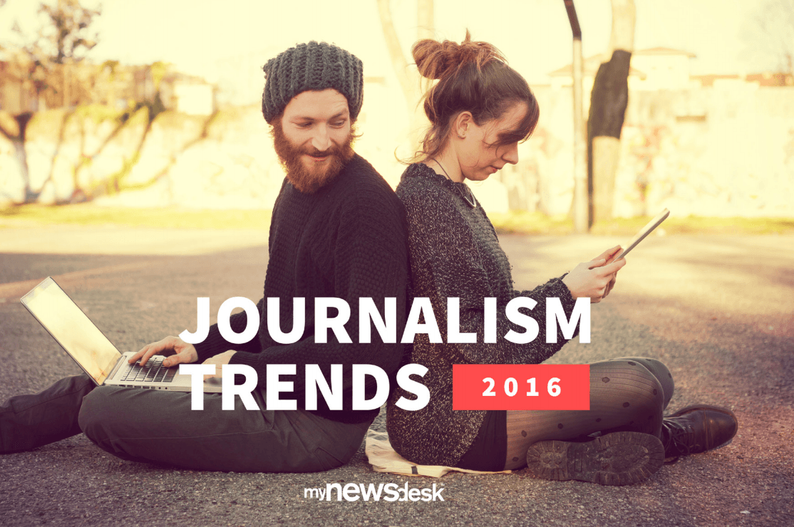 MyNewsdesk journalism trends 2016 Scott Guthrie influencer relations sabguthrie