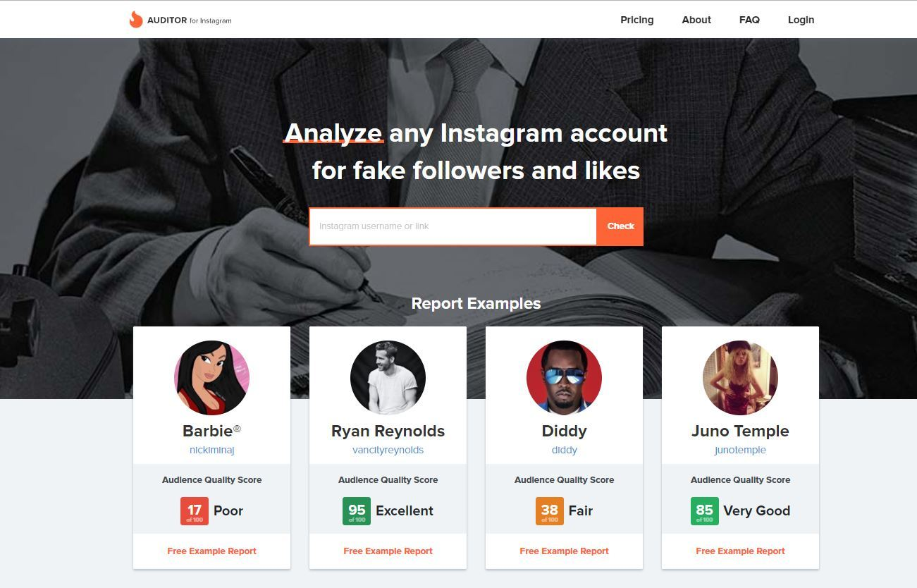 Auditor for instagram: making sense of the PR tool market