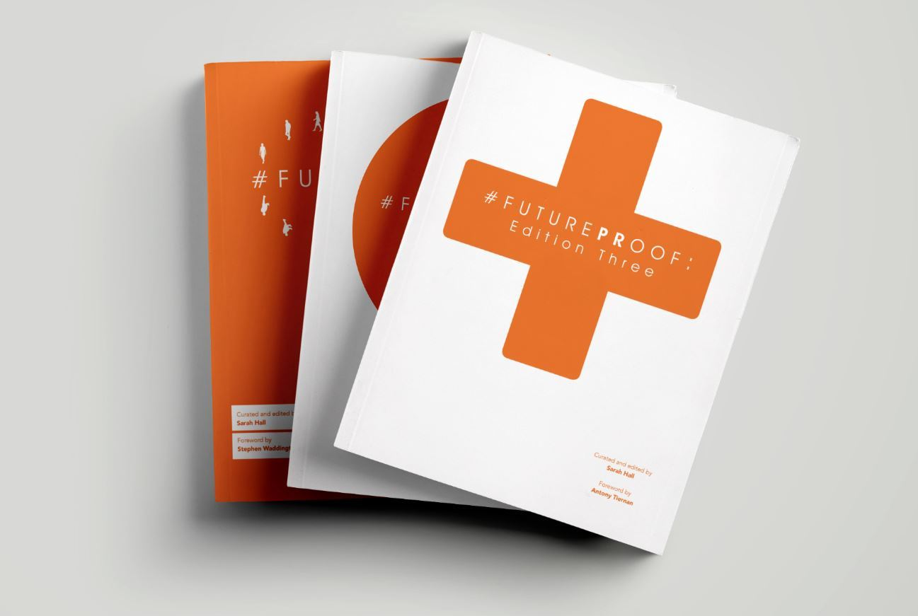 #FuturePRoof 3: New book showcases PR best practice in NHS