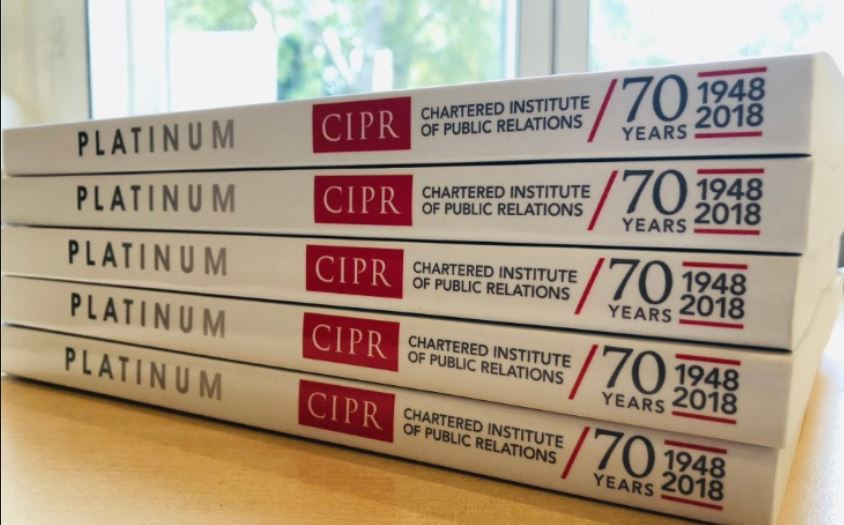 Platinum book CIPR