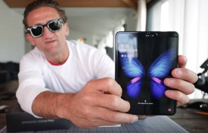 Influencer R&D would have saved broken Samsung Galaxy fold