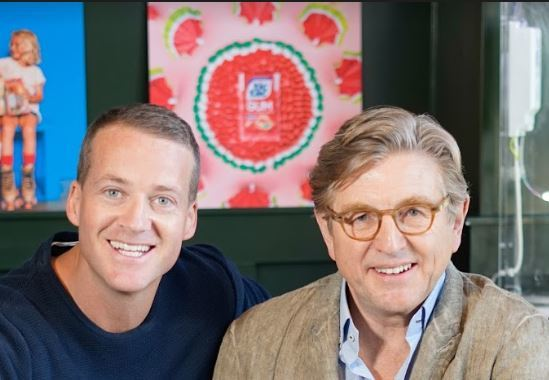 Tribe investment Keith Weed Jules Lund