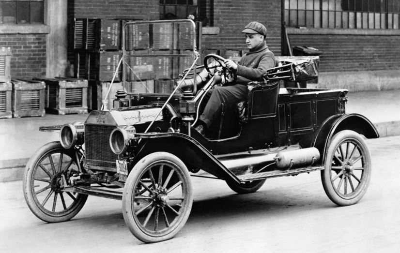 Influencer marketing Ford Model T