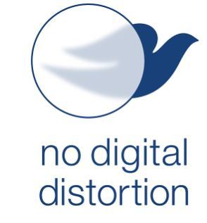no digital distortion image manipulation clouds influencer marketing