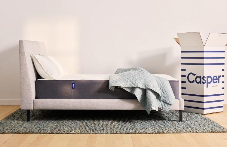 Casper mattress Influencer IPO