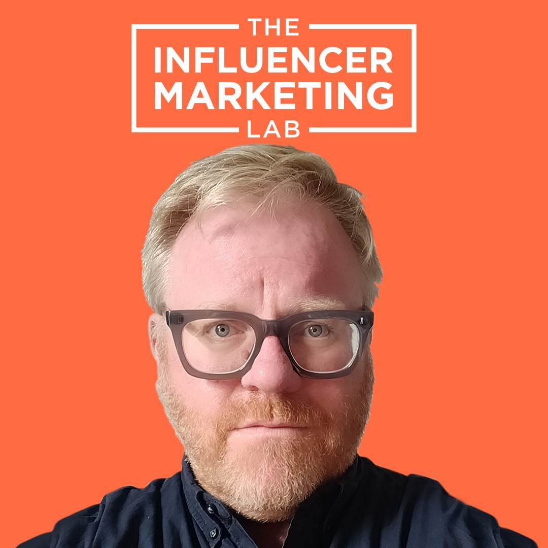 Influencer Marketing Lab podcast
