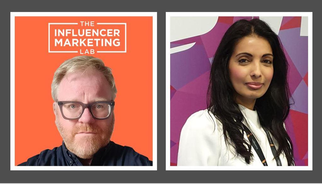 Rupa Shah Hashtag Ad Influencer Marketing Lab