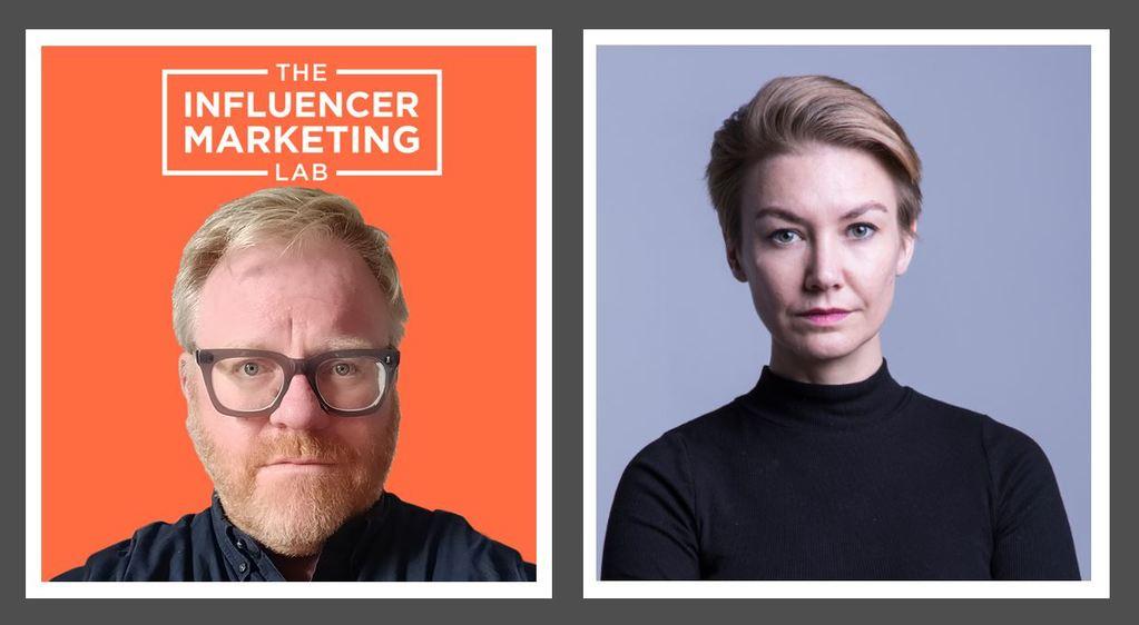 Anne Dolinschek influencer marketing lab