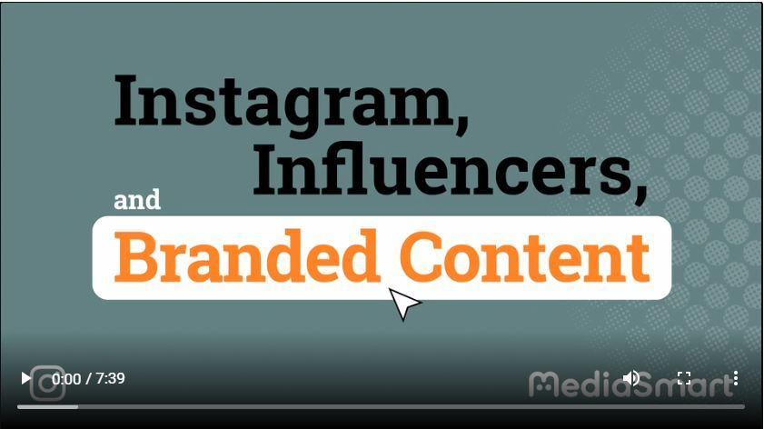 Media Smart influencer marketing